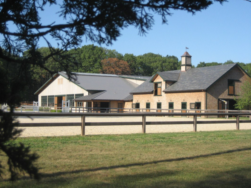 Equestrian Construction Projects And Horse Barn Gallery